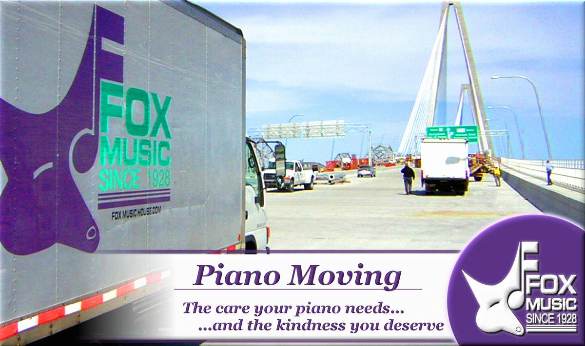 Fox Music House Moving